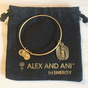 Alex and Ani Guardian of Knowledge Bracelet